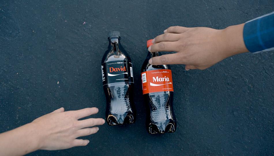 Coca-Cola - Davidy y Maria